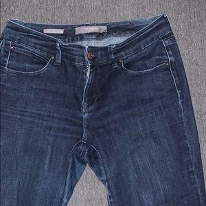 The limited denim curvy bootcut size 8p length 29